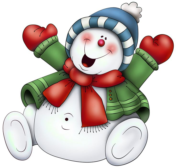 0 ideas about snowman clipart on happy new year