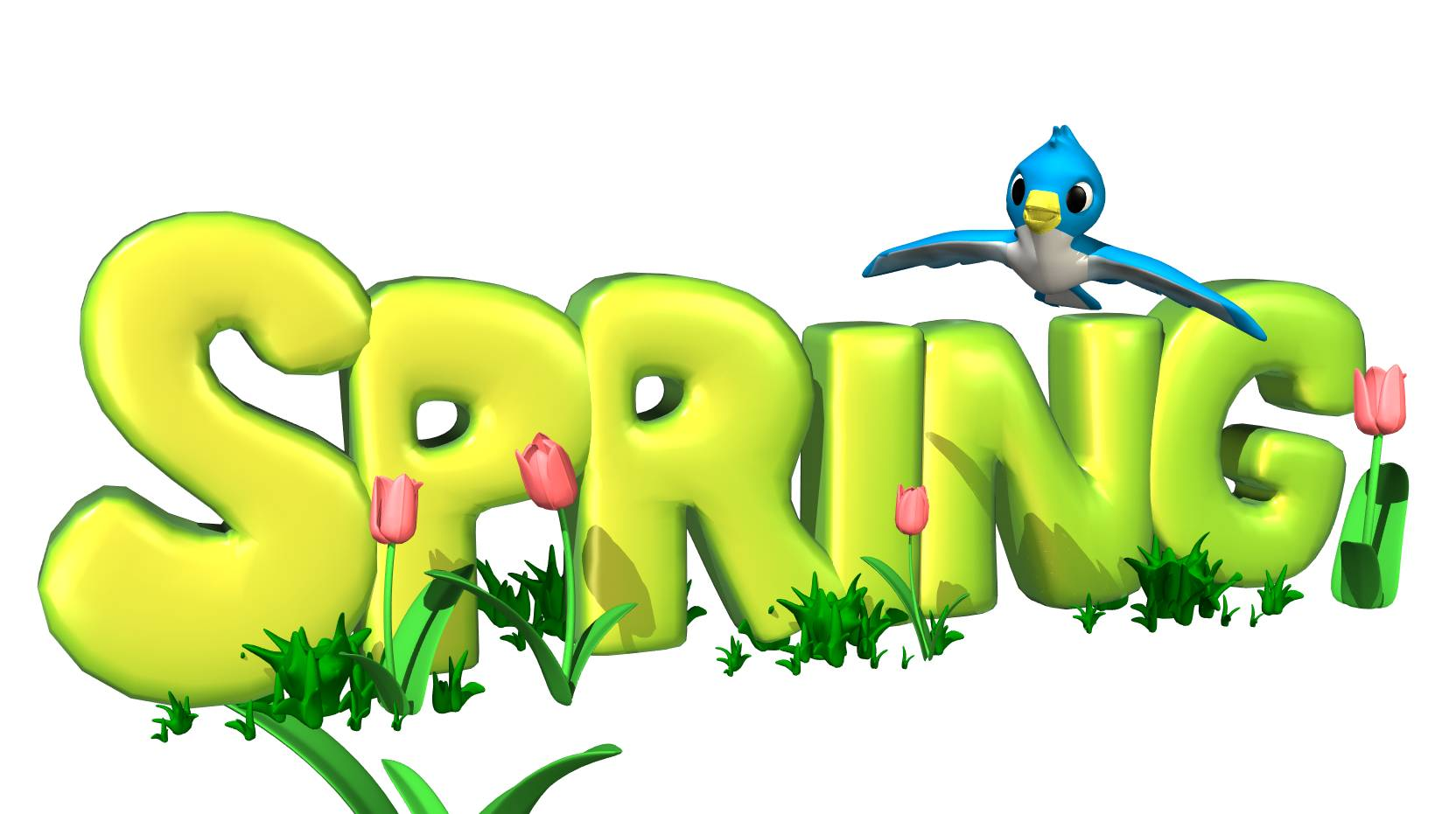 Animated springtime clip art danaami2 top