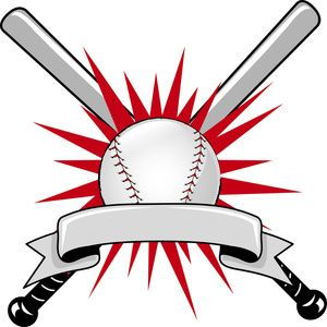 Baseball borders clip art eddie brooks stencils
