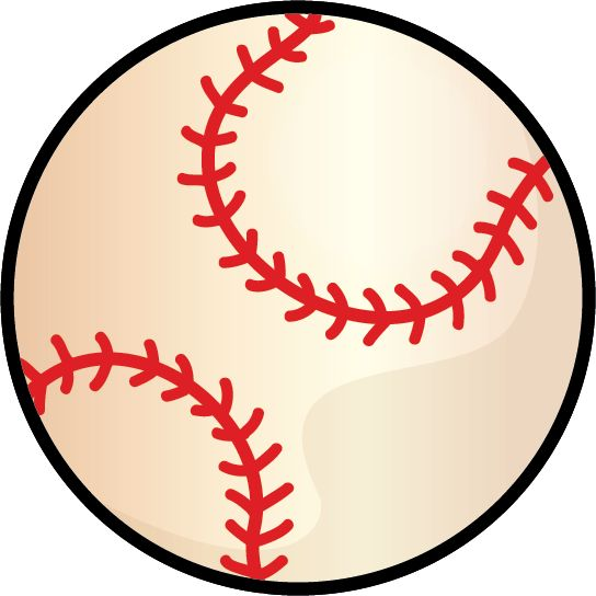 Baseball clip art for kids clipartcow