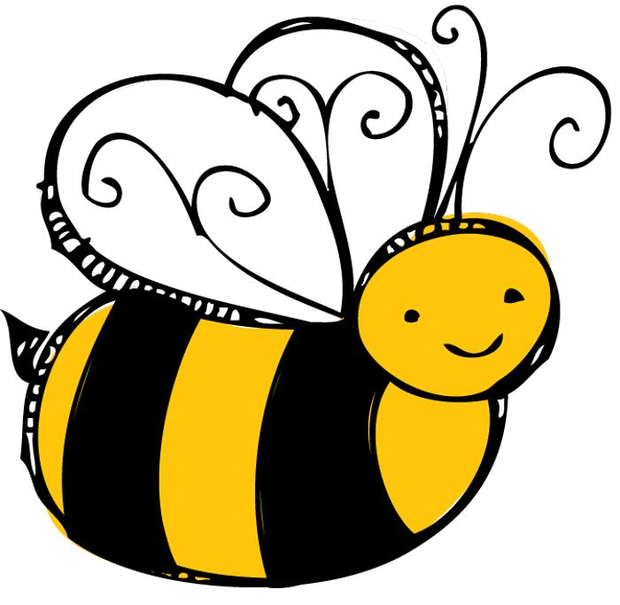 Bee clipart 8 free cute bee clip art for free clipartwiz clipartix