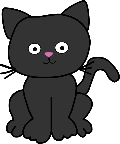 Cat clip art download free danaami2 top