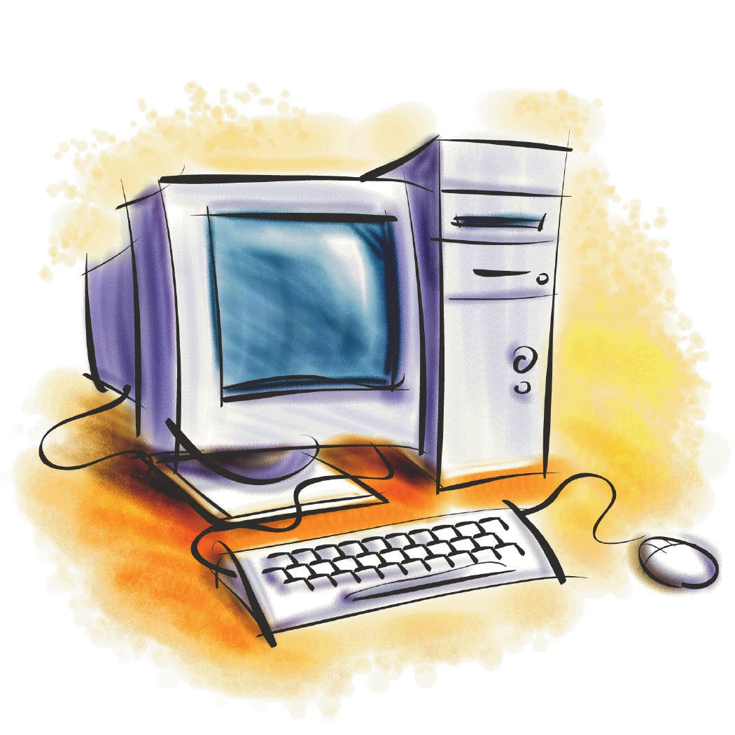 Computer clipartputer clipart cliparts for you 2