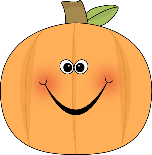 Cute pumpkin clip art cute pumpkin image