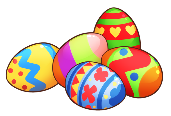 Download easter clip art free clipart of easter eggs bunny image