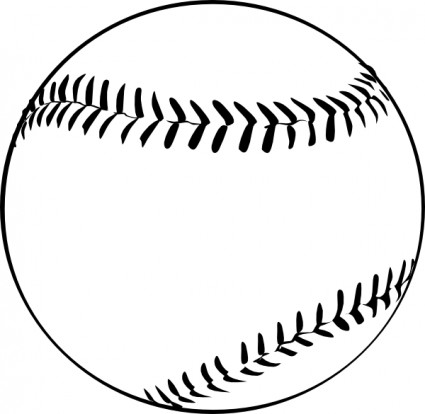Free baseball clip art free vector for free download about