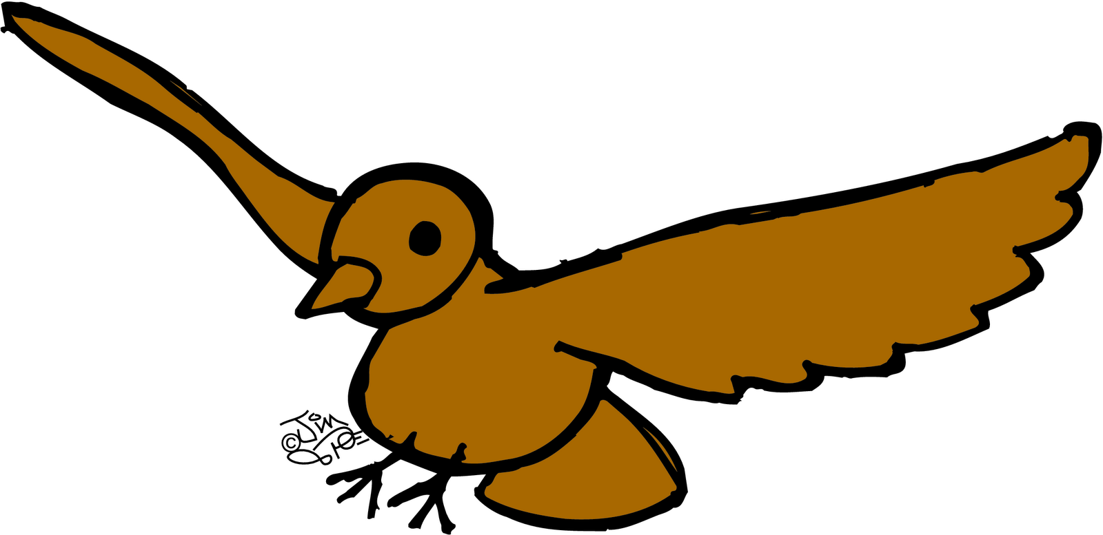 Free bird clipart the cliparts 2