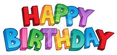 Free birthday happy birthday clip art free free vector for free