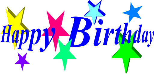 Free birthday happy birthday clipart free clipart images clipartix