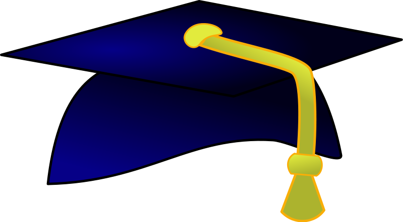 Free graduation clipart education graphics