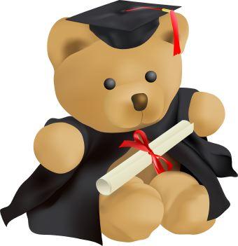 Graduation clip art 4