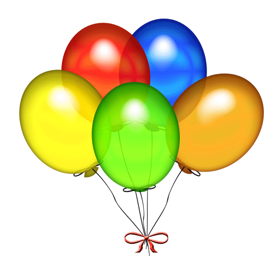 Happy birthday present clipart free clipart images