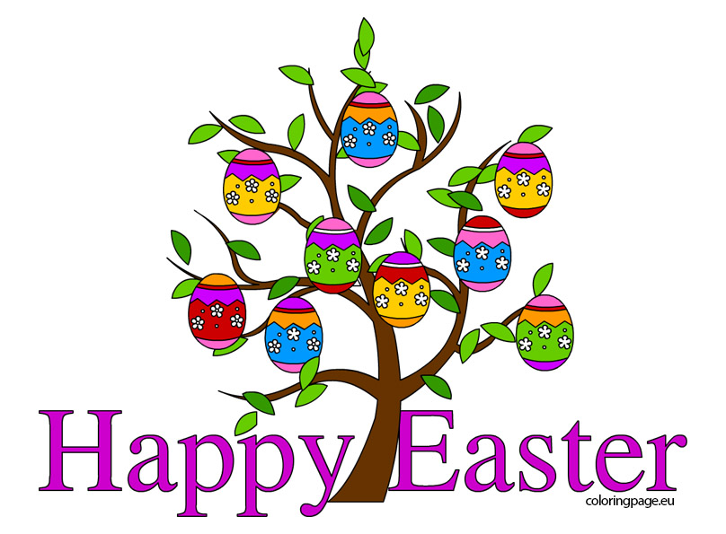Happy easter clip art danaambc top