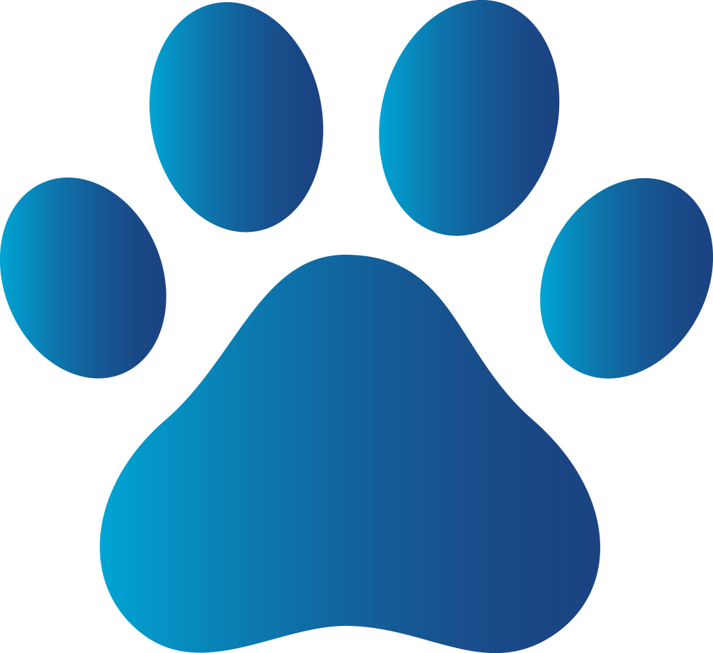 Paw print wildcats on dog paws dog paw tattoos and clip art image 3