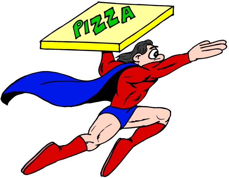 Pizza clip art transparent free clipart images
