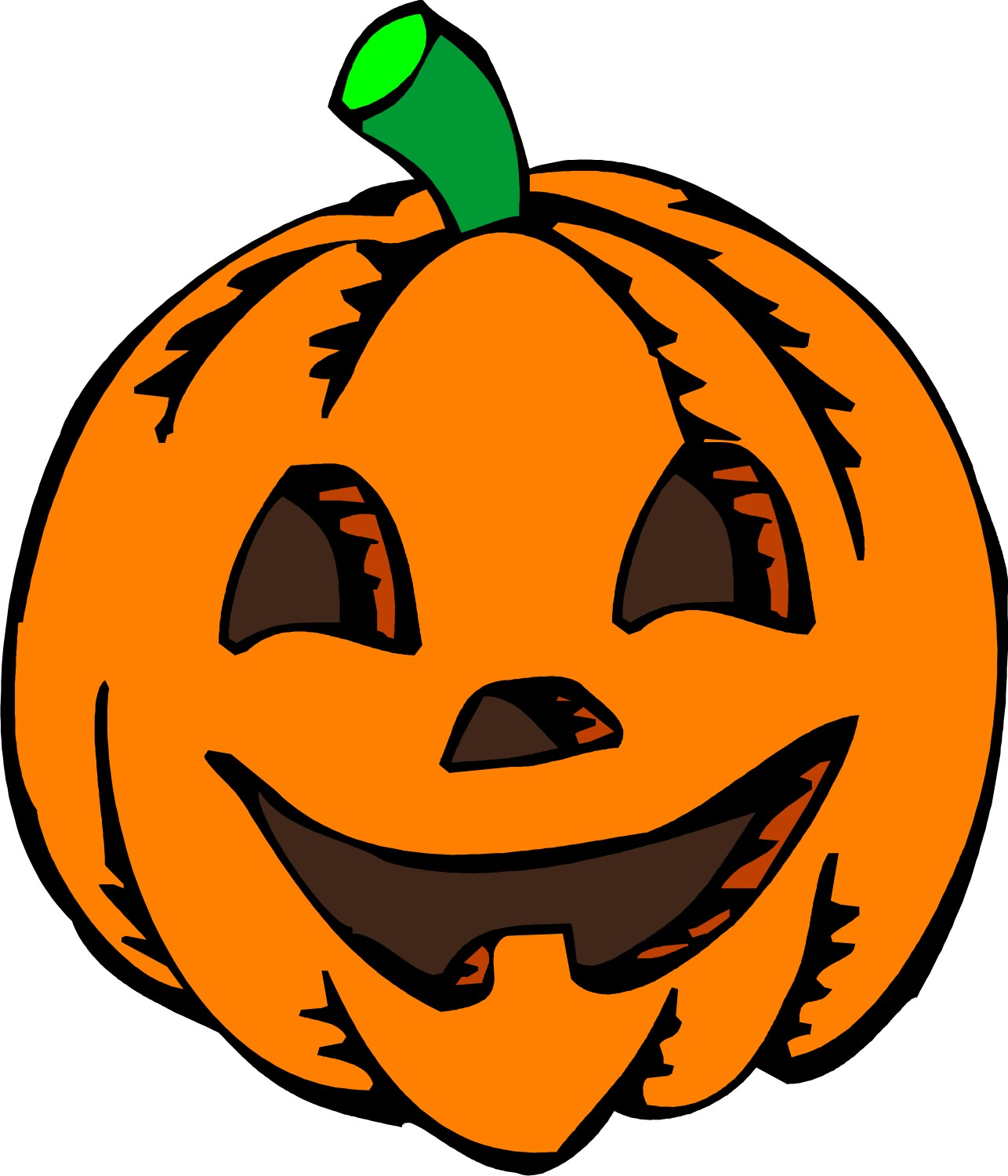 Pumpkin clipart clipart cliparts for you 2
