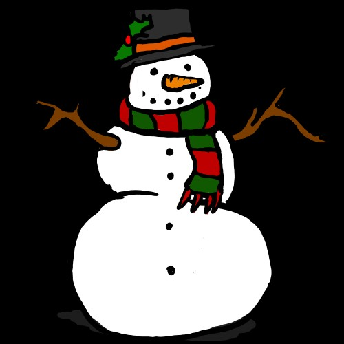 Snowman clipart clipart cliparts for you 3