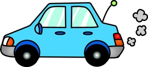 Speeding car clipart free clipart images 2 clipartcow