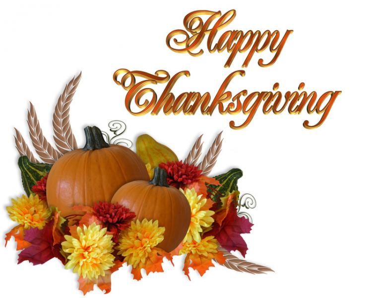 Thanksgiving clip art pictures happy thanksgiving day 5 clipartcow ...