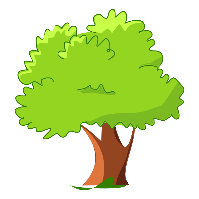Tree free to use clipart