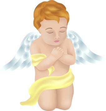 Angel clip art 4