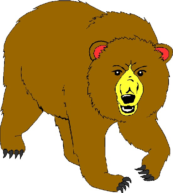 Bear clipart clipart cliparts for you 3