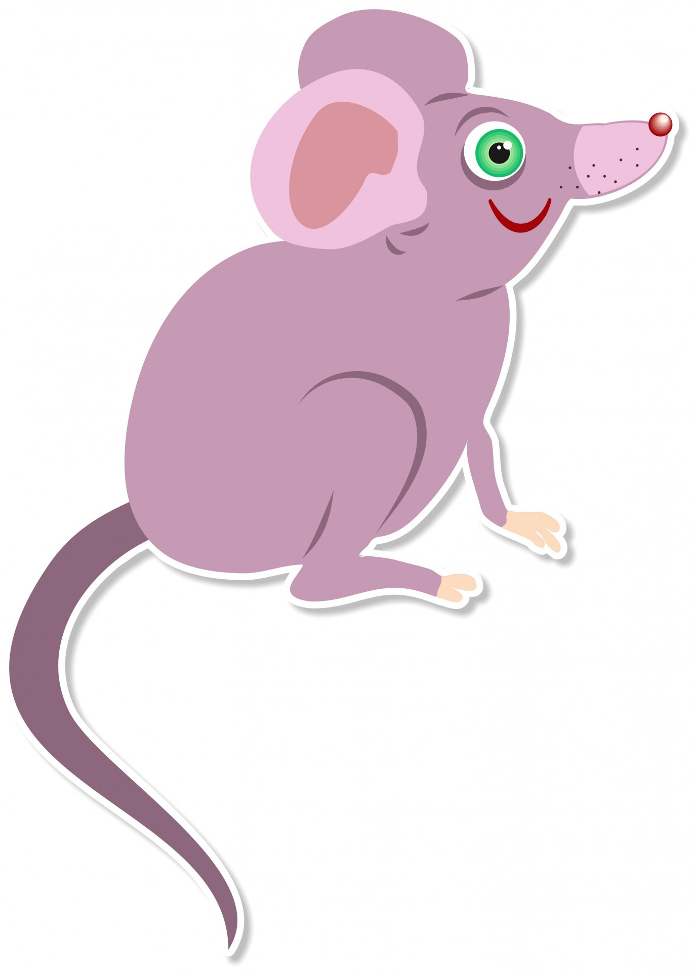 Cartoon mouse clipart free stock photo public domain pictures