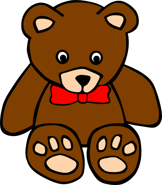 Cute school bear clipart free clipart images 2