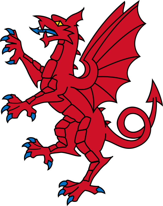 Dragon free to use clip art 2