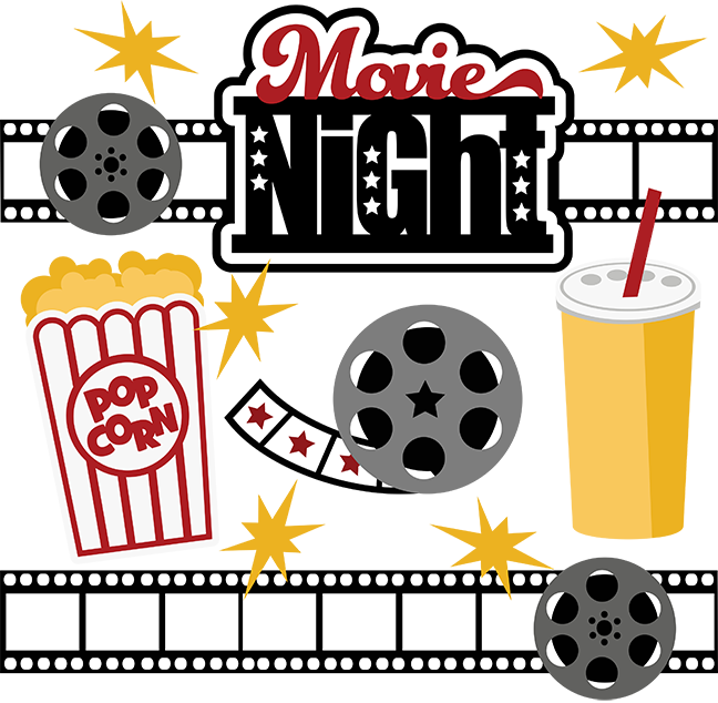 Drive in movie clipart clipart kid