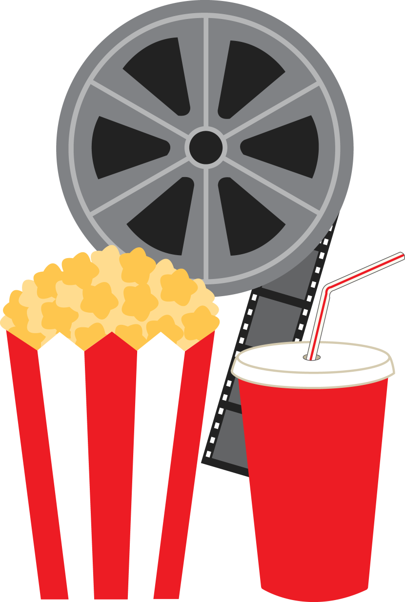 Film and movie clipart clipartix