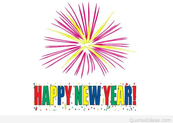 Free clip art happy new year 6 5