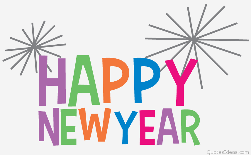 Free clip art happy new year 6