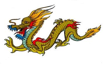 Free clipart of chinese dragons perfect for chinese new year
