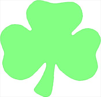Free clovers and shamrocks clipart free clipart graphics images