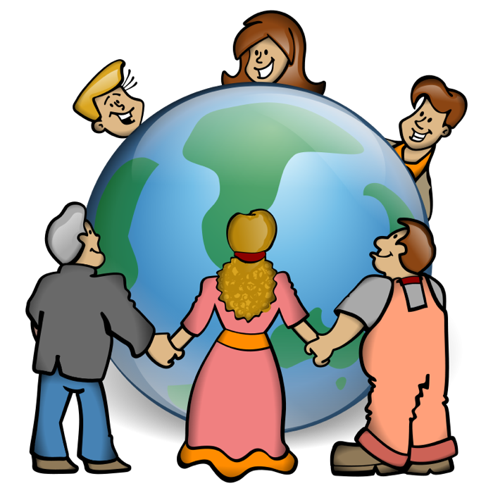 Free earth and globe clipart 6