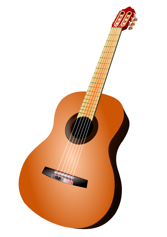 Free guitar clipart the cliparts