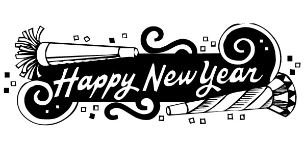 Free happy new year clipart new years 6 image 2 clipartix