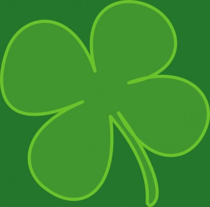 Free vector shamrock clip art free vector for free download about