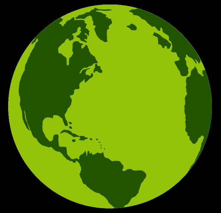 Globe free to use clip art 4