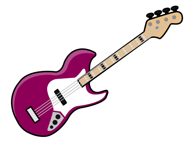 Guitar clip art the cliparts 2