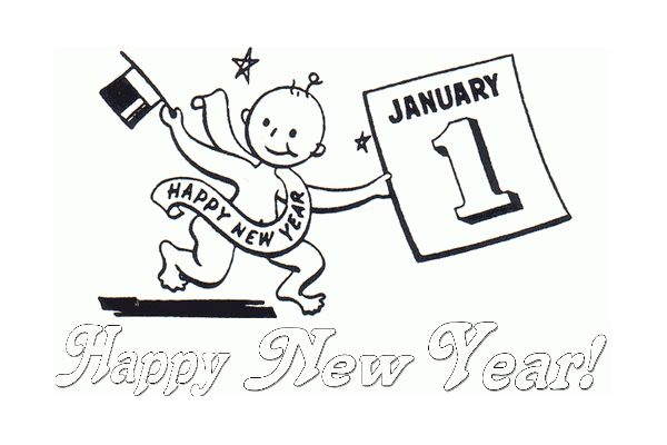 Happy new year 6 clip art happy new year 6 sms messages 2