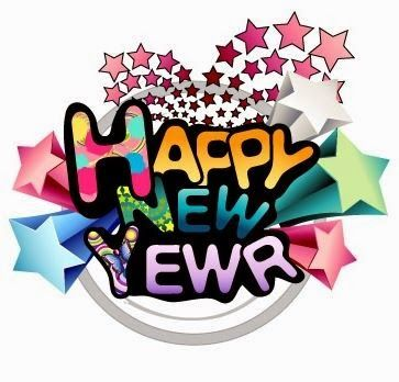 Happy new year 6 free clip art events happy new