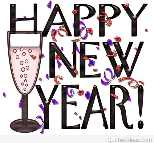 Happy new year clip art 2