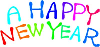 Happy new year clip art free clipart