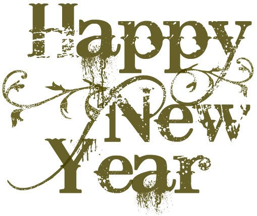 Happy new year clipart free for 5 2