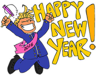 Happy new year free new year clipart animated new year clip art 2