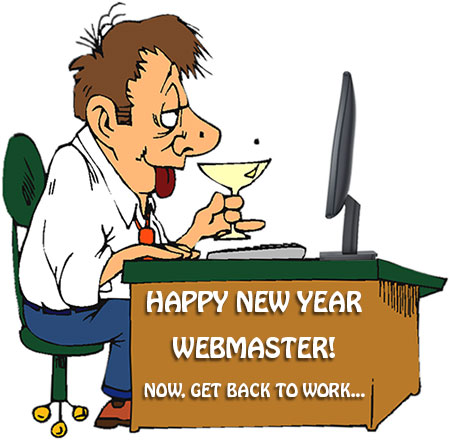 Happy new year free new year clipart graphics