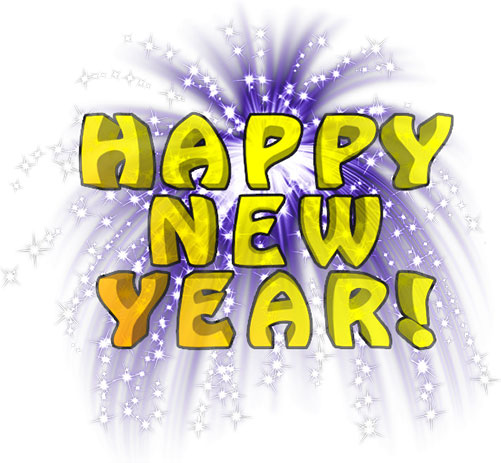 Happy new year free new year s new year animations clipart