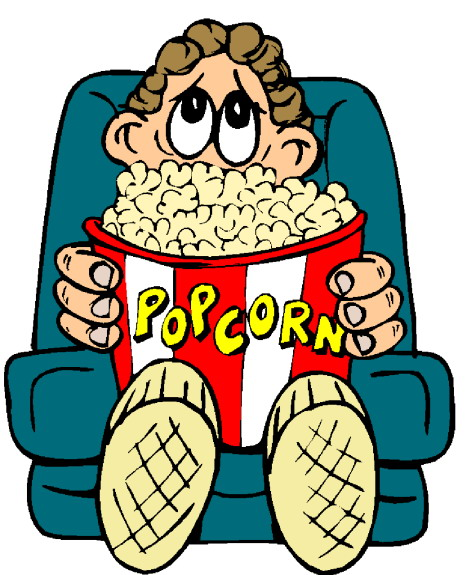 Movie cinema clip art